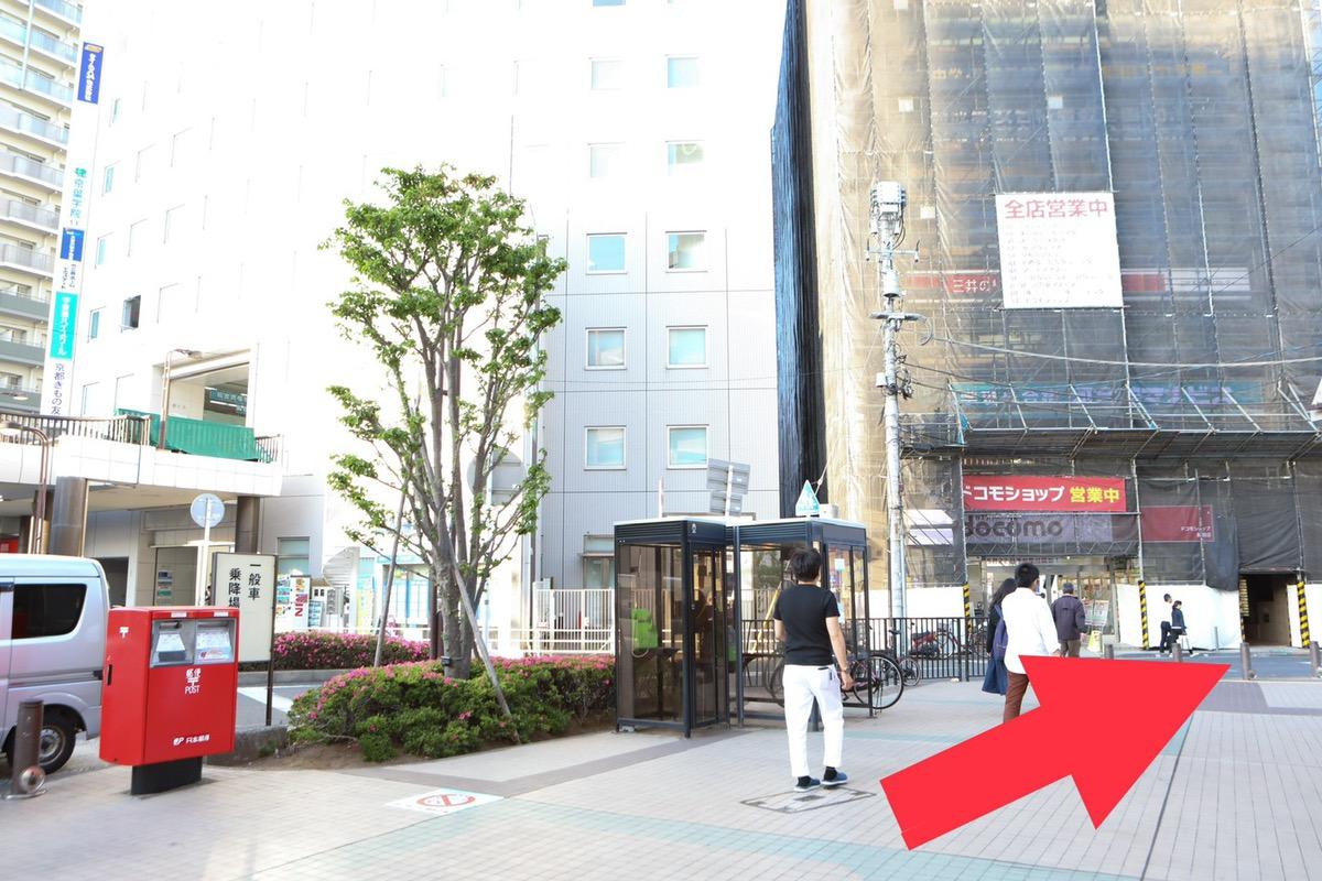 船橋店アクセス03