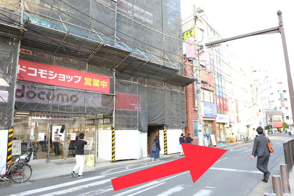 船橋店アクセス04