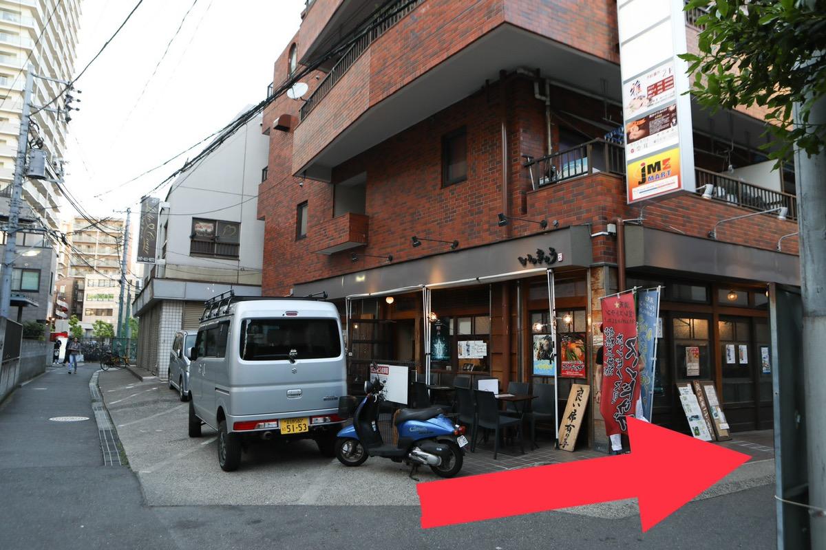 船橋店アクセス07