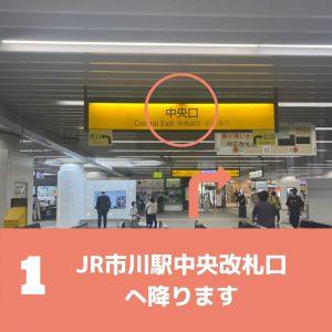 市川店アクセス1